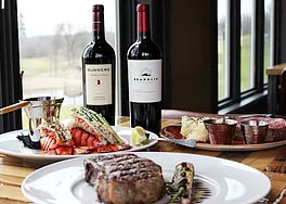 Monthly Wine Dinners at the Hunt Club
